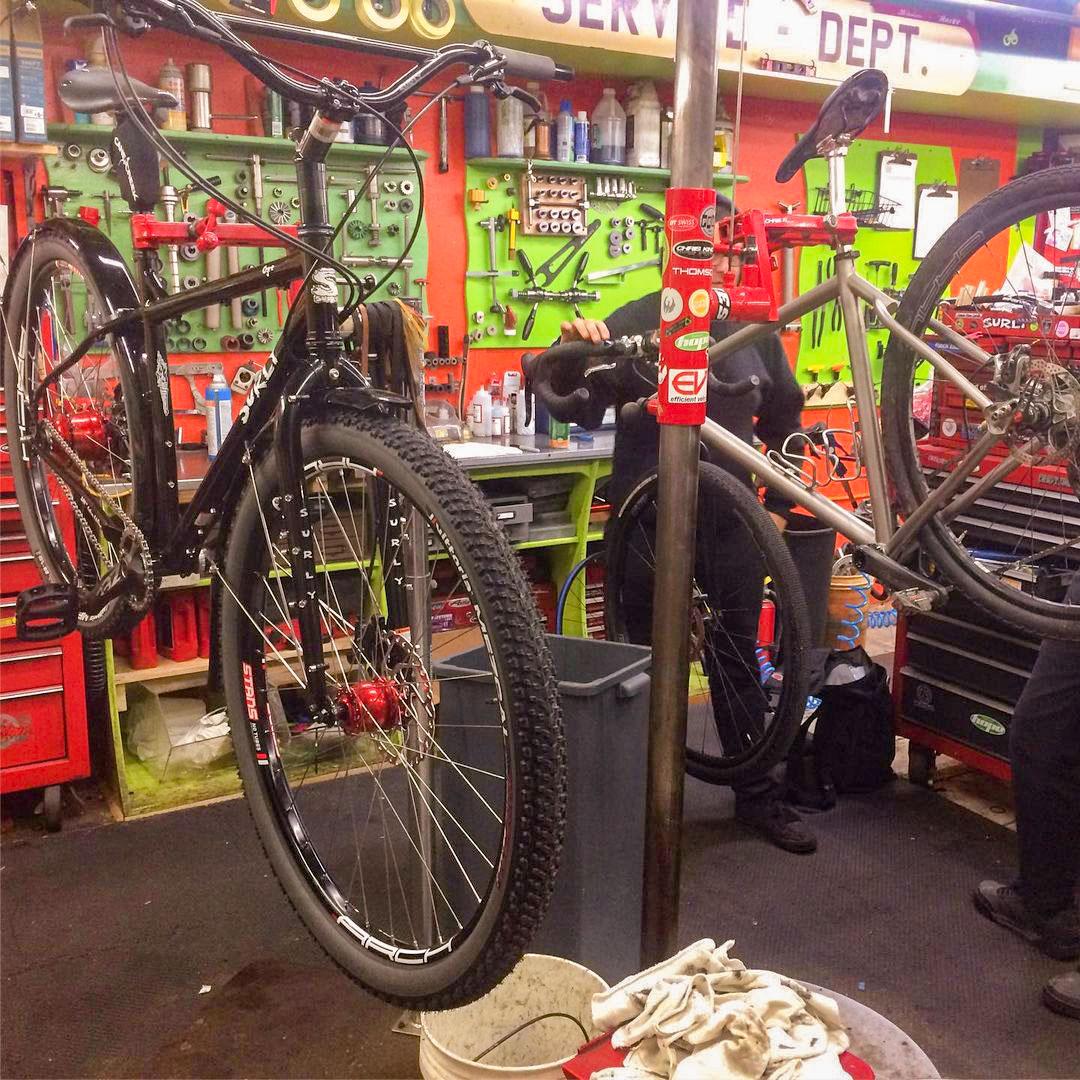 Bike Build