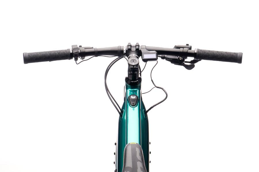 Kona Dew-E DL Electric Bike handlebars