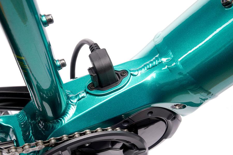 Kona Dew-E DL Electric Bike Plug