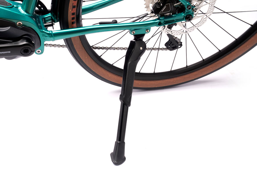 Kona Dew-E DL Electric Bike kickstand