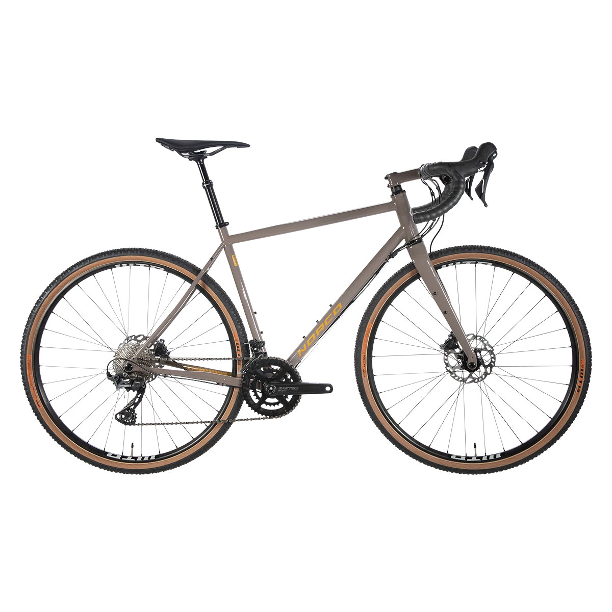 Norco Search XR S1 Grey and Yellow