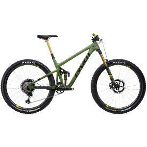 Pivot Switchblade V4 Pro XT/XTR Green