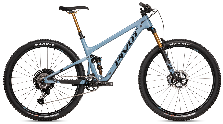 "Pivot Trail 429 V3 29"" Pro XT/XTR Pacific Blue"